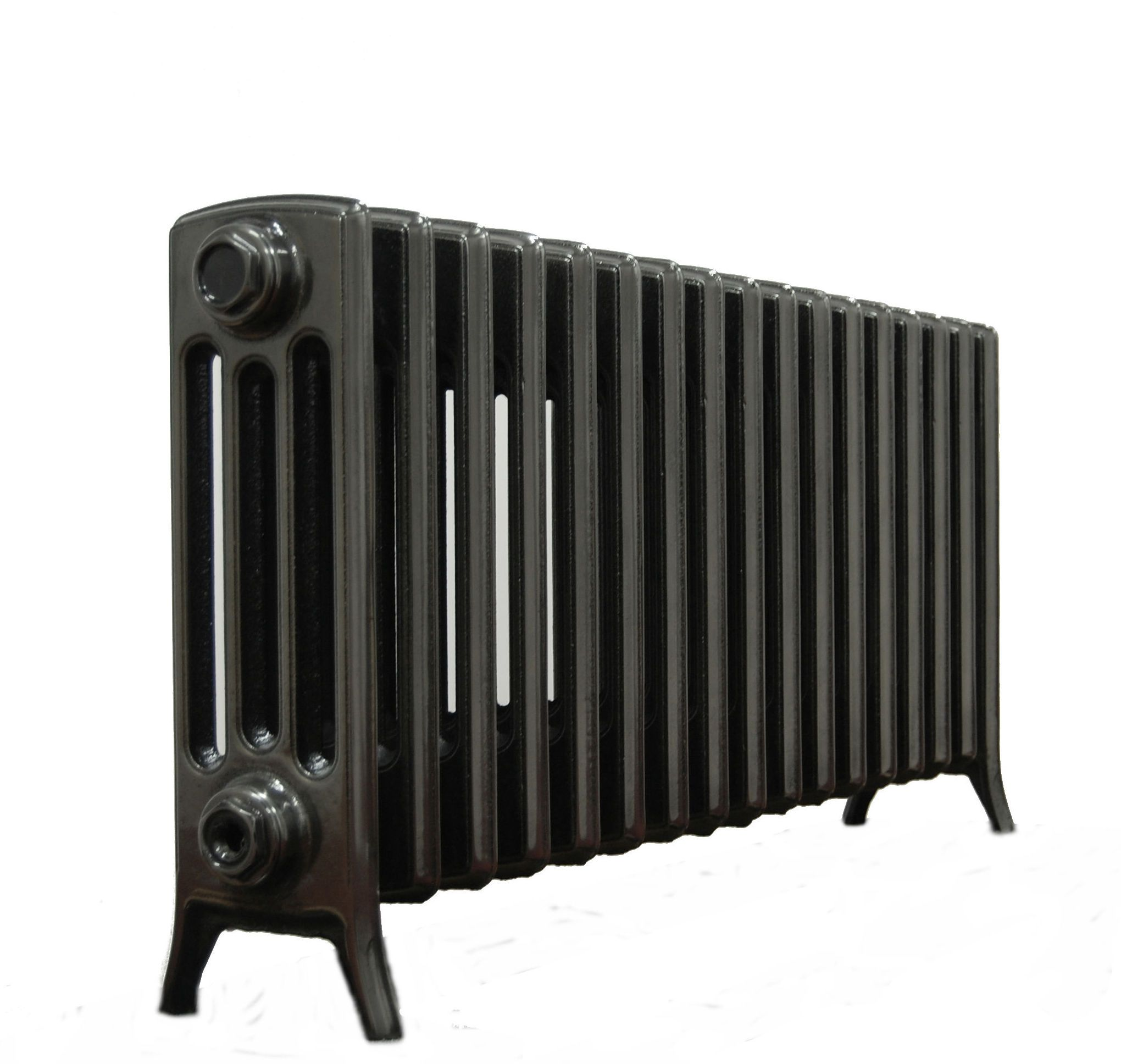 Sovereign 4 column 480 cast iron radiators 5 sections